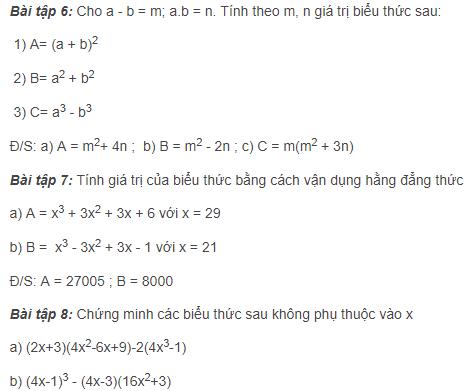 vận dụng 7 hằng đẳng thức đáng nhớ hình ảnh 3