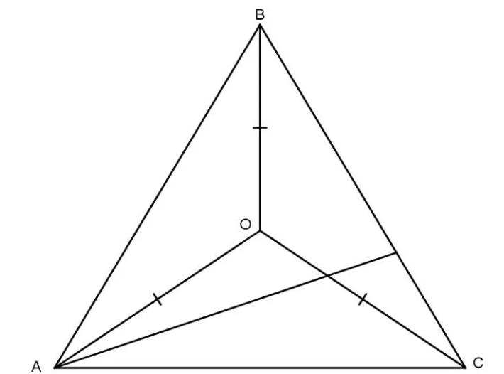 các dạng toán thường gặp về định nghĩa đường trung trực của đoạn thẳng
