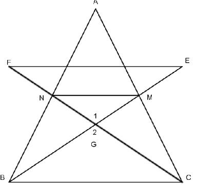 các dạng bài điển hình về đường trung tuyến trong tam giác