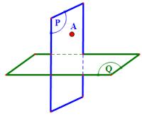 định nghĩa hình chiếu vuông góc là gì và ví dụ