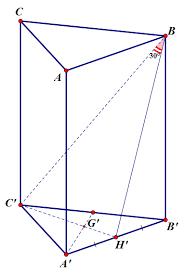định nghĩa hình lăng trụ tam giác đều và hình ảnh cụ thể