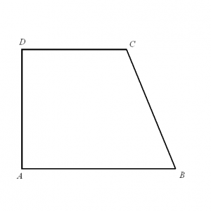 định nghĩa hình tứ giác và hình thang