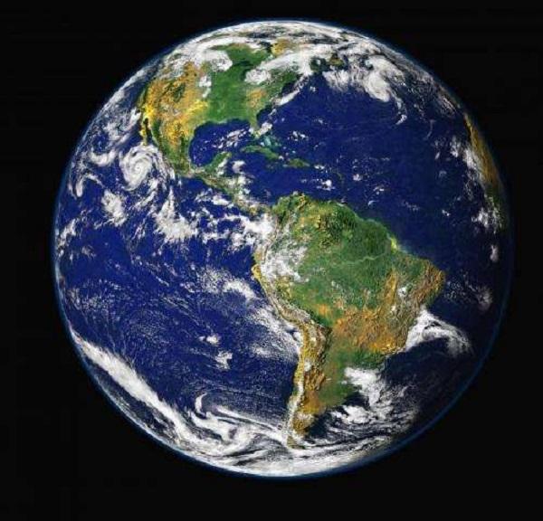 cấu tạo bên trong của trái đất và hình dạng của nó