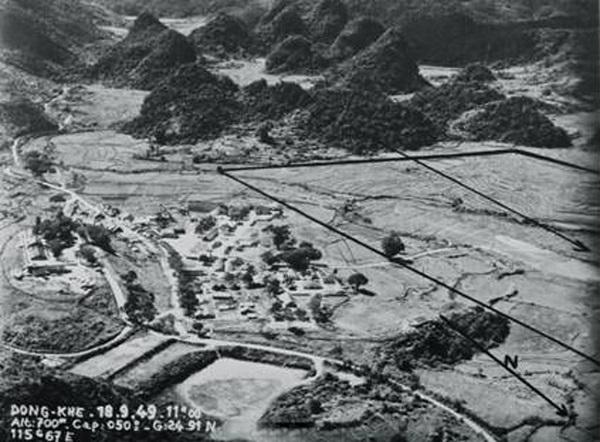 bối cảnh chiến thắng biên giới thu đông 1950