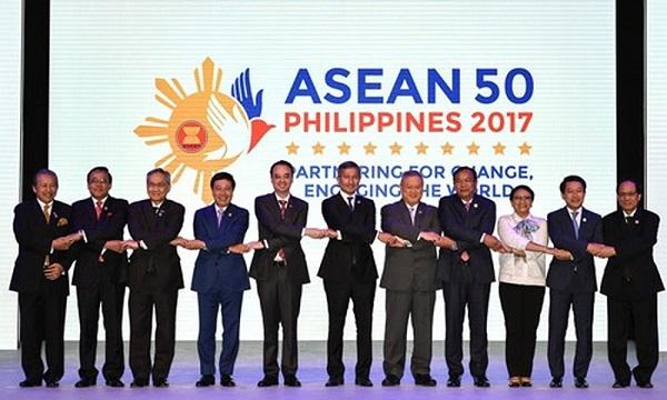 hiệp hội các nước đông nam á với tinh thần thiện chí, hợp tác cùng phát triển