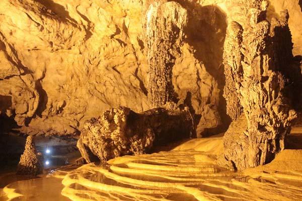 quá trình phong hóa là gì và hang động