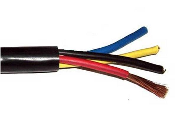 định nghĩa điện 3 pha và hình ảnh dây điện 3 pha 4 lõi