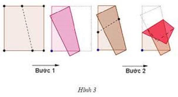 hai đường thẳng vuông góc và cách gấp giấy để tạo hai đường thẳng vuông góc