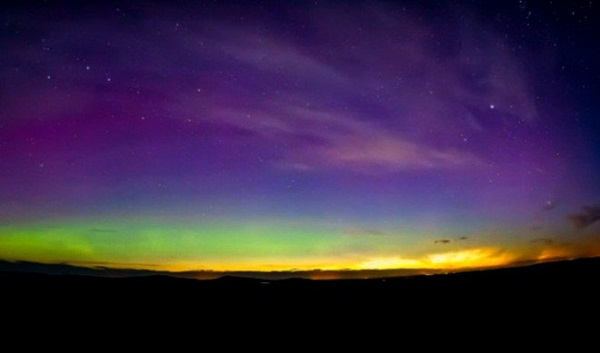 khí quyển là gì và hình ảnh mây dạ quang