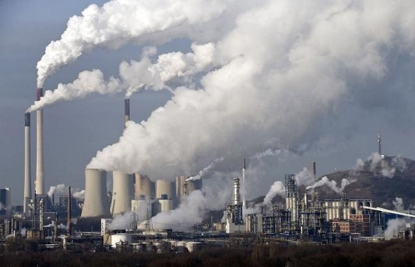 ô nhiễm là gì và ô nhiễm do bụi