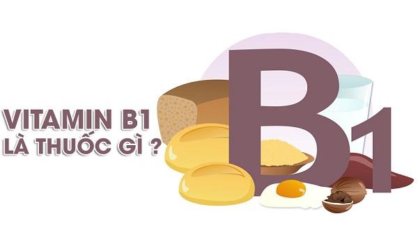 vitamin b1 là thuốc gì và vitamin b1 giá bao nhiêu