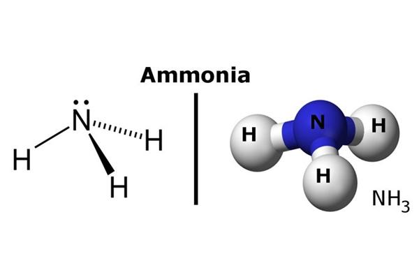 amoniac là chất gì và cấu tạo phân tử amoniac