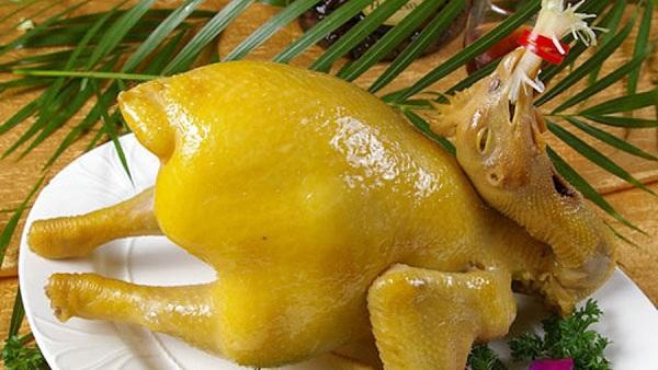 auramine o là gì và hình ảnh gà chứa chất vàng ô