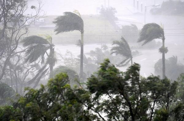 bão nhiệt đới là gì và hình ảnh minh họa