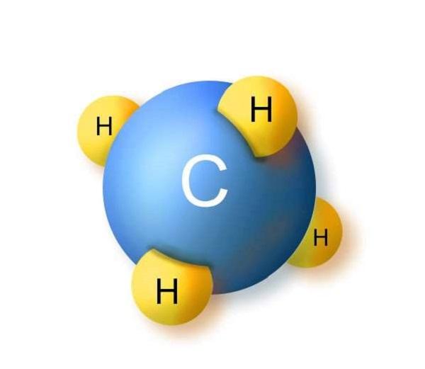 khí metan là gì và cấu tạo của khí metan