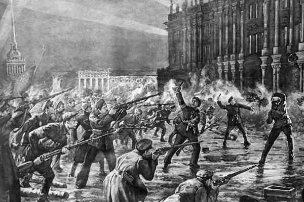 ý nghĩa của cuộc cách mạng tháng 10 nga năm 1917