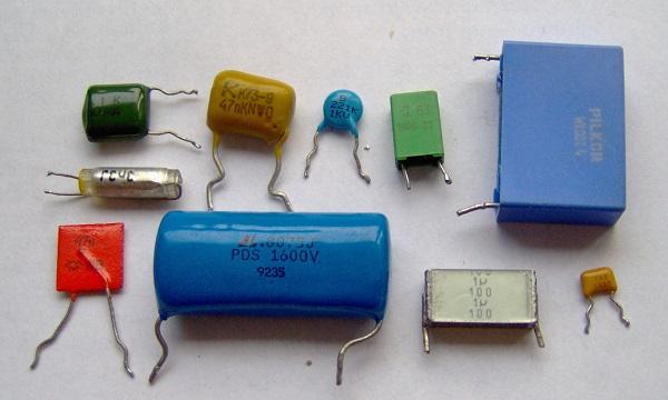 điện dung của tụ điện phẳng và hình ảnh tụ điện phẳng