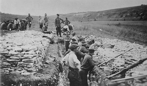 hậu quả của chiến tranh thế giới thứ nhất cùng hình ảnh minh họa