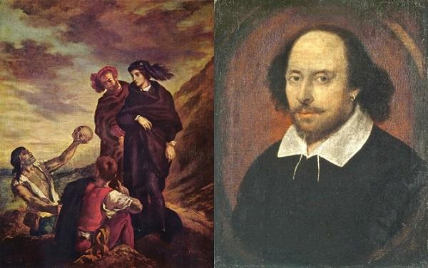 phân tích nhân vật hamlet và chân dung shakespeare