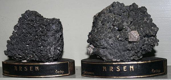 thạch tín là gì và công thức hóa học của thạch tín