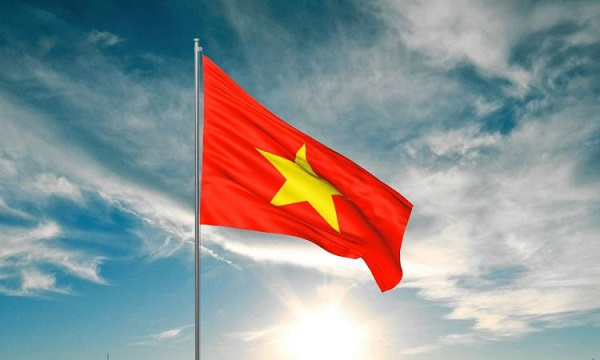 bản chất của nhà nước chxhcn việt nam và hình ảnh lá cờ đỏ sao vàng