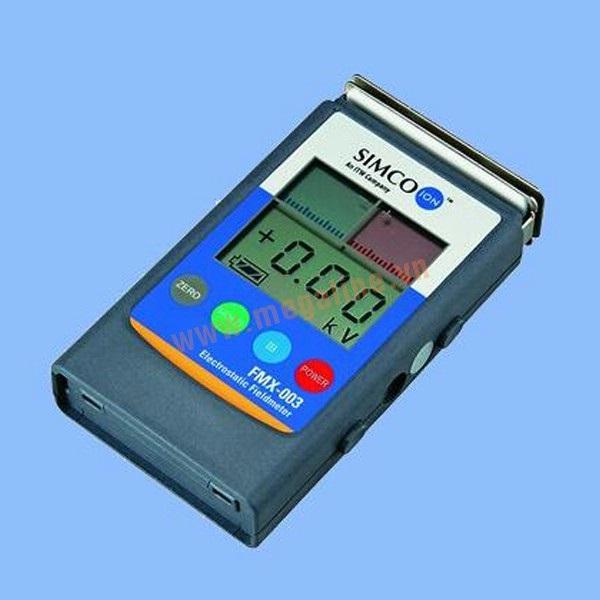 điện tích thử là gì và hình ảnh chiếc máy đo điện tích