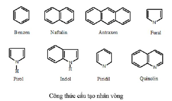 hợp chất hữu cơ là gì và hình ảnh minh họa