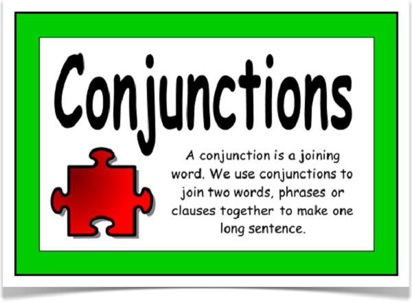 công dụng và chức năng của liên từ trong tiếng anh là gì