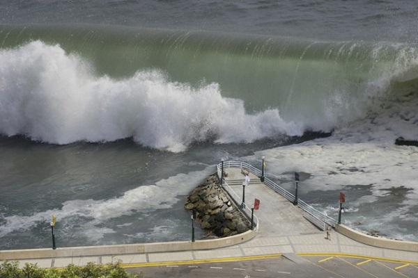 sóng thần là gì và hậu quả của sóng thần