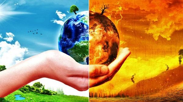 sự khác nhau giữa khí hậu và thời tiết và hình ảnh minh họa