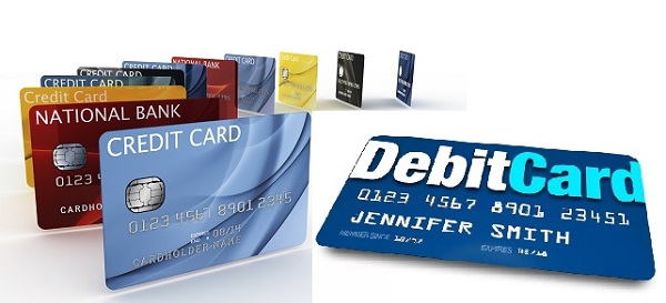 khái niệm thẻ debit card là gì