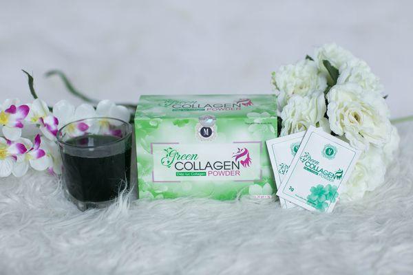 khái niệm diệp lục collagen là gì