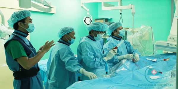 nhược điểm khi điều trị ung thư gan bằng phương pháp toce