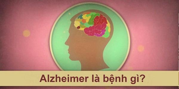 alzheimer là bệnh gì và hình ảnh minh họa