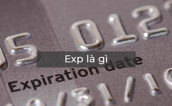 tìm hiểu expiry date là gì