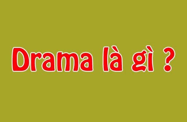 tìm hiểu hít drama là gì