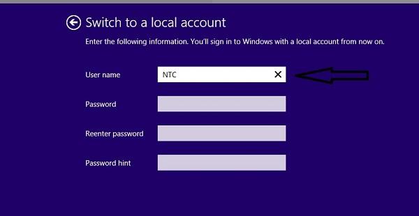 tìm hiểu password hint là gì