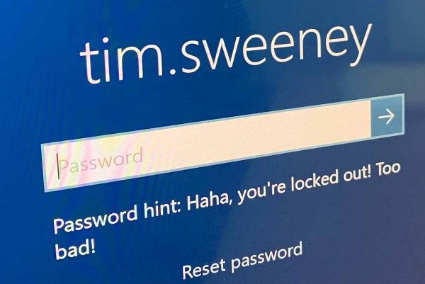 lưu ý khi đặt password hint là gì