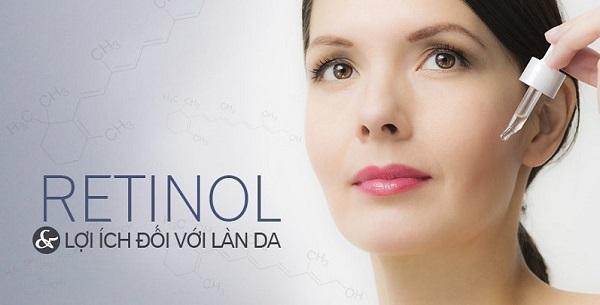 cơ chế hoạt động của retinol là gì