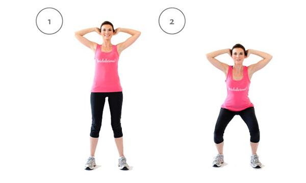 các động tác squat là gì