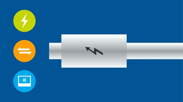 thunderbolt 3 là gì và khả năng tương thích của thunderbolt 3