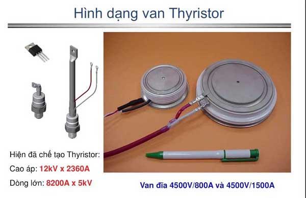 tìm hiểu khái niệm thyristor là gì