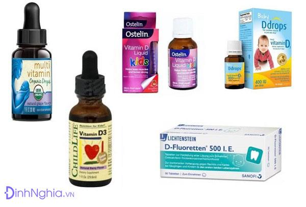 vitamin d là gì và cách bổ sung vitamin d