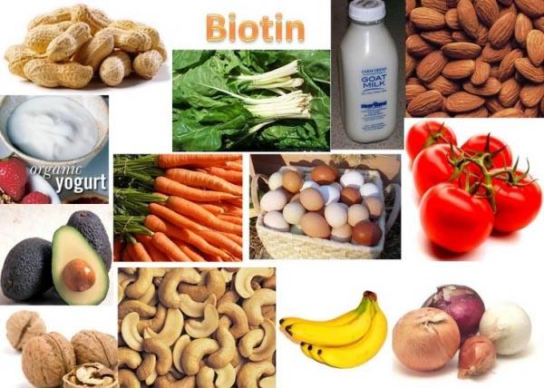 vitamin h là gì và một số cách bổ sung vitamin h cho cơ thể