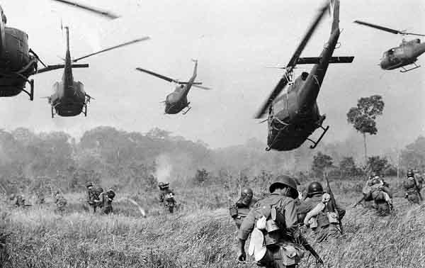 các chiến lược chiến tranh của mỹ ở việt nam và chiến tranh đơn phương