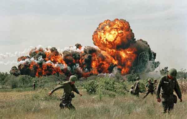 chiến tranh cục bộ trong các chiến lược chiến tranh của mỹ ở việt nam