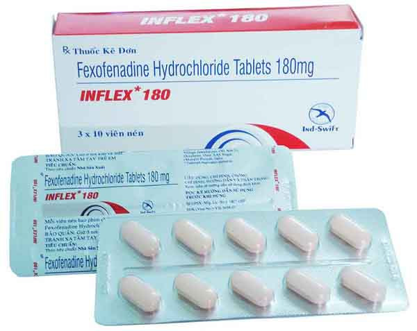 fexofenadine là thuốc gì và hướng dẫn sử dụng