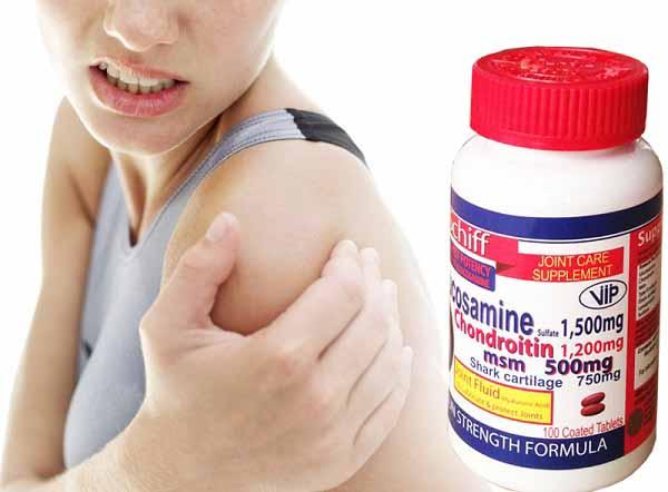 glucosamine là gì và những đối tượng được khuyên sử dụng