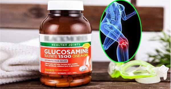 glucosamine là gì và thông tin về glucosamine chondroitin msm