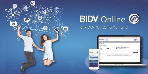 tìm hiểu về internet banking bidv là gì